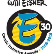 Ganadores de los Premios Eisner 2018.