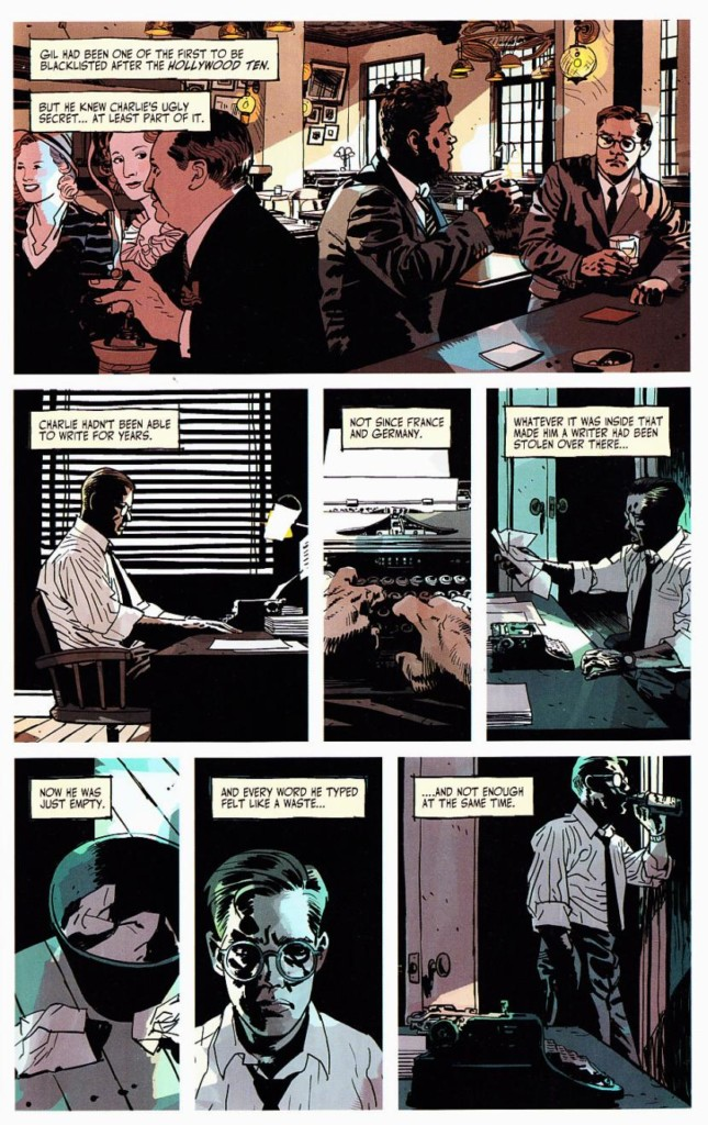 The fade out de Brubaker y Phillips