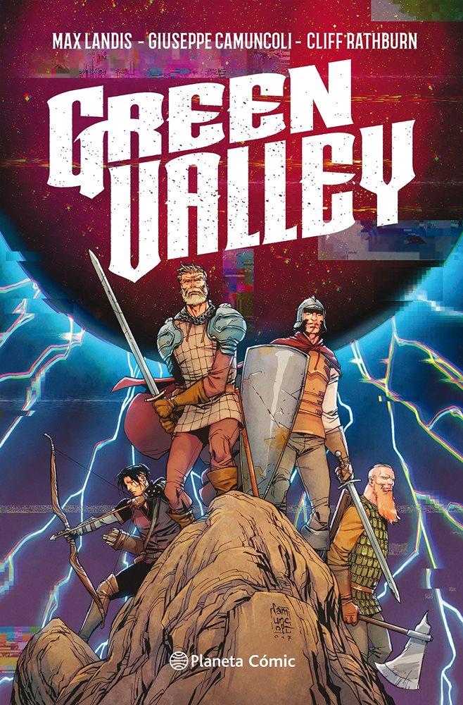 Green Valley portada