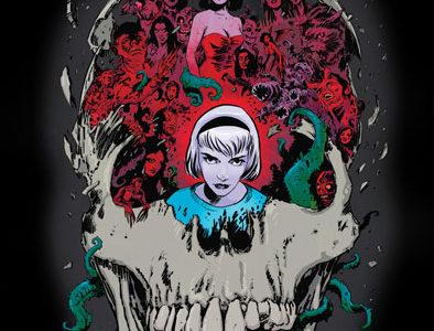 Las escalofriantes aventuras de Sabrina, volumen 1