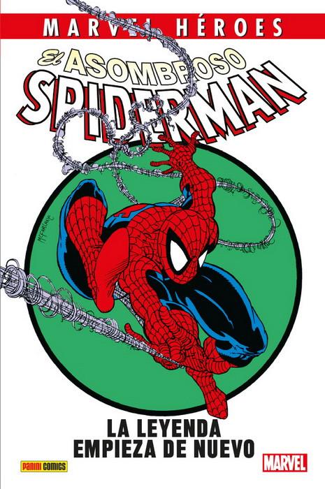 marvel heroes spiderman la leyenda empieza de nuevo