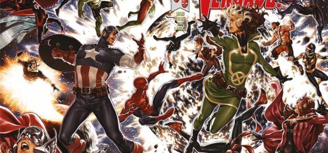 Vengadores 92: Sin rendición