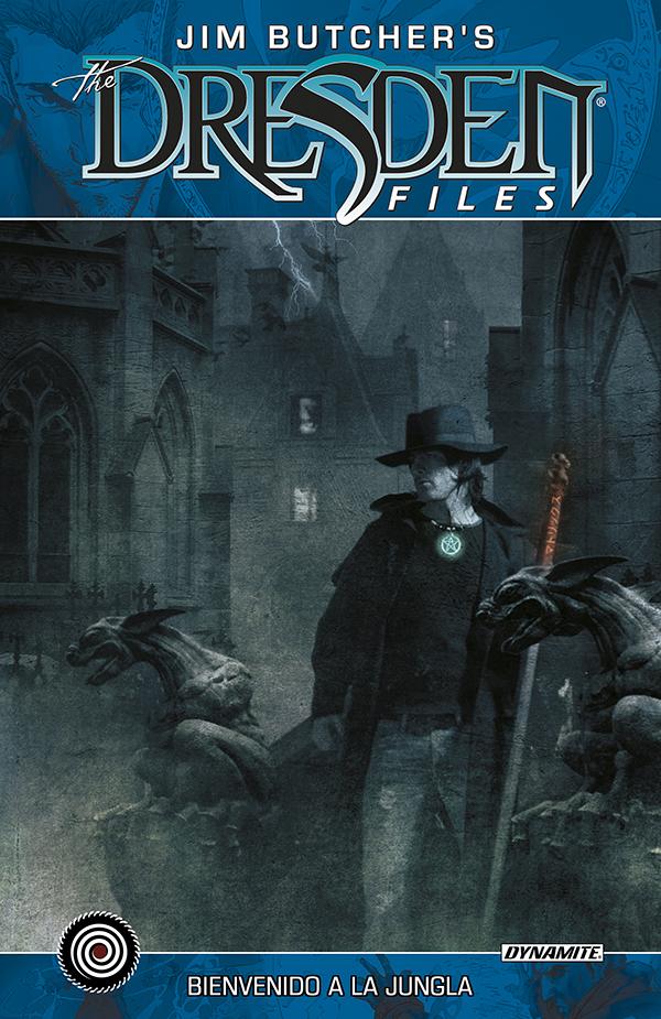 Novedad Ediciones Dimensionales septiembre 2018: The Dresden Files Volumen 1: Bienvenido a la Jungla.