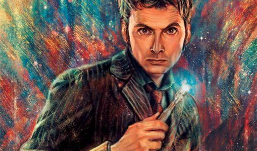 Doctor Who: Revoluciones de Terror. De Abadzis, Casagrande y Florean.