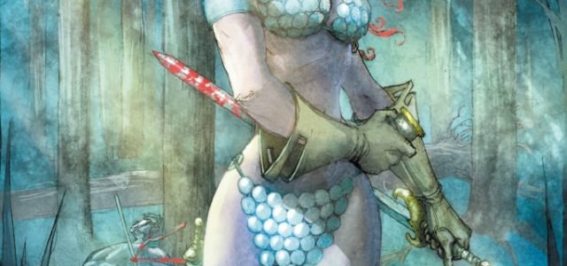 Red Sonja 1: A mundos de distancia