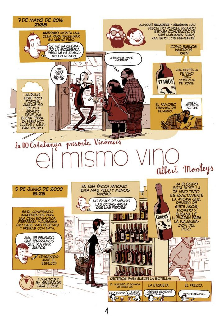 vinomics monteys
