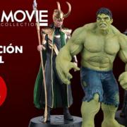 Coleccionable de Figuras Marvel Movie Collection.