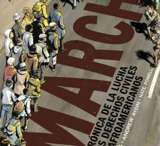 March. Una crónica por los derechos civiles de los afroamericanos