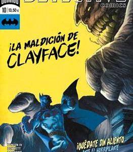 Detective Comics 10: ¡La maldición de Clayface!