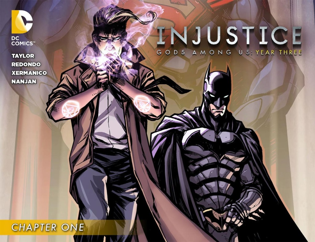 injustice año tres 1