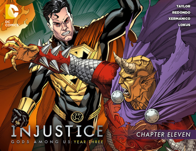 injustice año tres 11