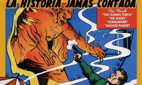 ELHDLT zapping: Marvel Comics. La historia jamás contada