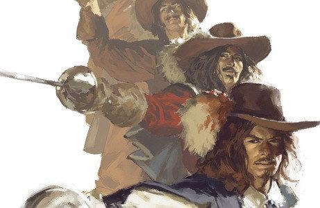 Los Tres Mosqueteros. El hombre de la Máscara de Hierro, de Roy Thomas.
