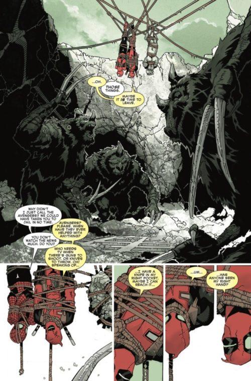 spiderman vs. masacre