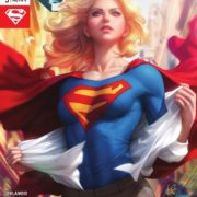 Supergirl nº3: La chica sin mañana