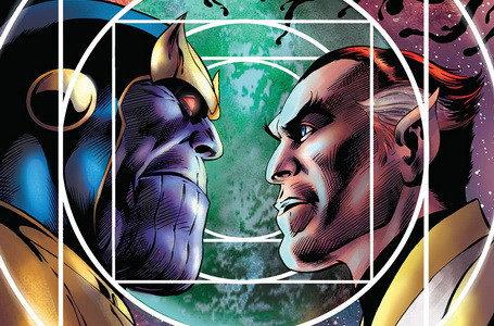 Thanos: Los hermanos del infinito