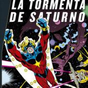 Capitán Marvel: La Tormenta de Saturno