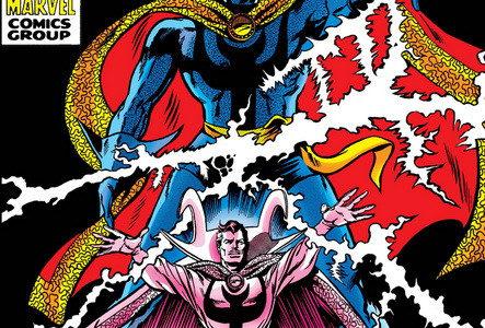 Marvel Gold Dr. Extraño 2: ¡Saluda al maestro!