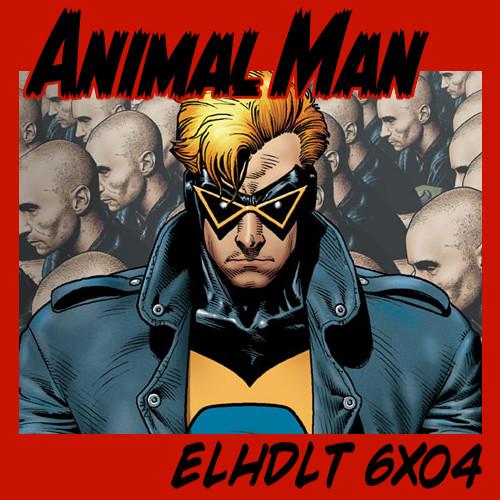Especial Animal Man