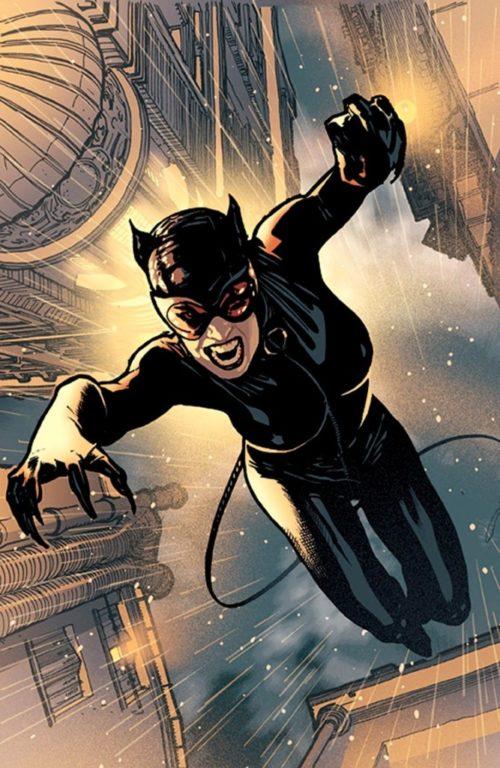 Catwoman Reto Pensadores III Iratxe
