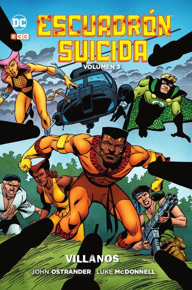 Escuadrón suicida 3: Villanos