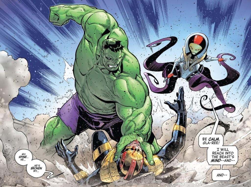 Vengadores 94: Sin Rendición parte 3