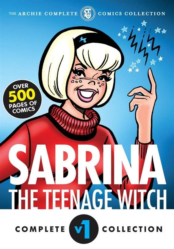 sabrina the teenage witch collection