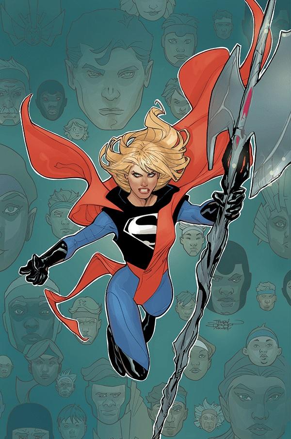 supergirl rediseño