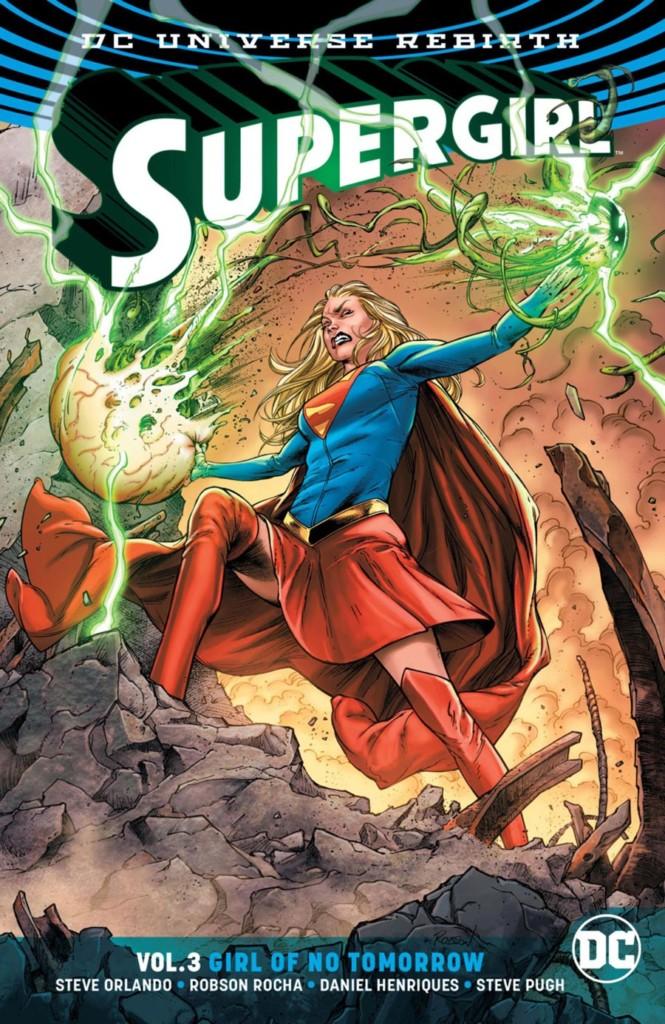 supergirl tpb 3