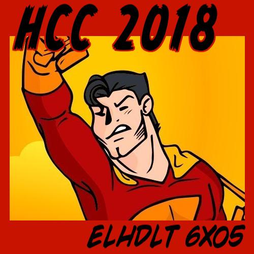 Impresiones de la HCC Madrid 2018