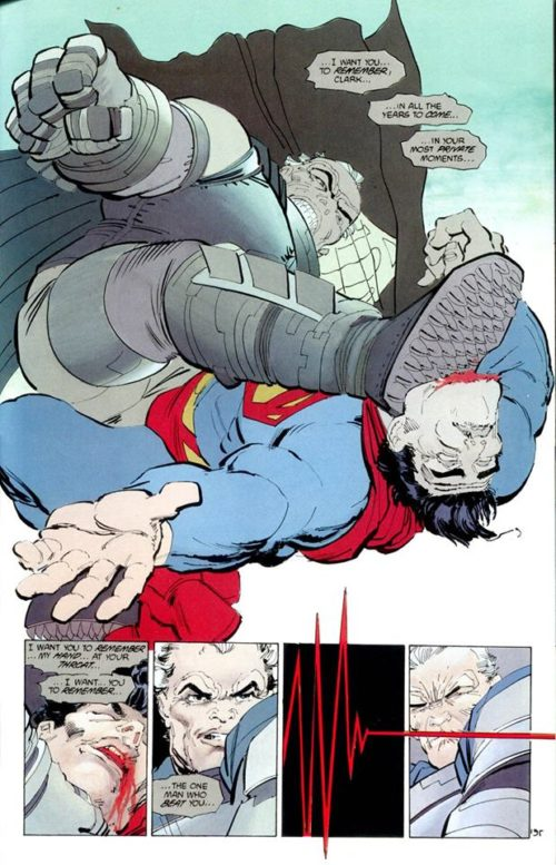 Batman Superman Reto Pensadores VII Enrique
