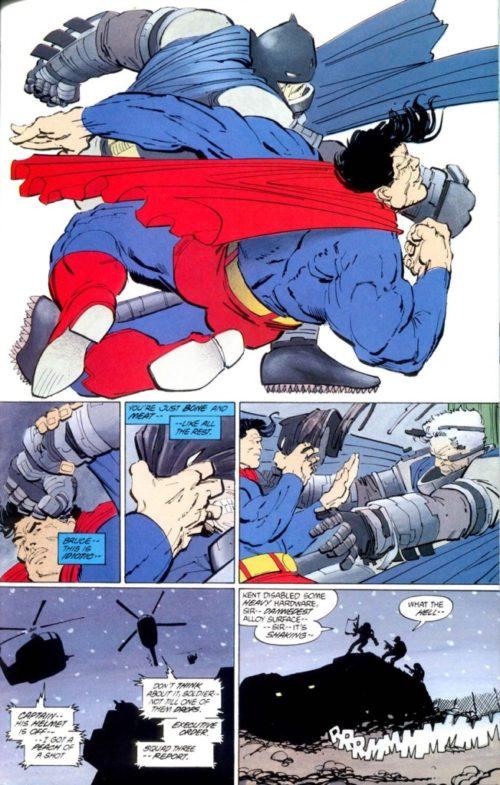 Batman Superman Reto Pensadores VII Joaquín
