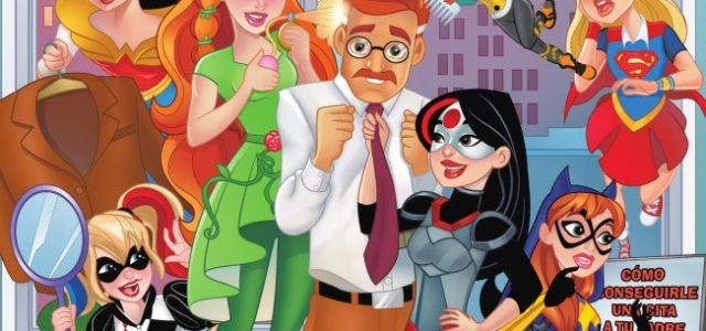 DC Superhero Girls: Cita con el desastre