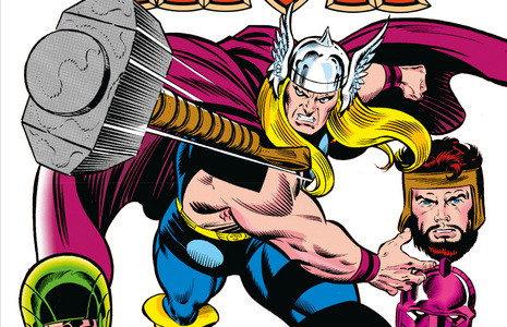 El Poderoso Thor de Tom DeFalco y Ron Frenz 2