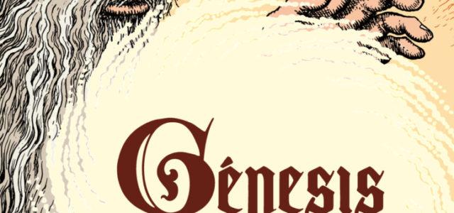 Génesis, de Robert Crumb