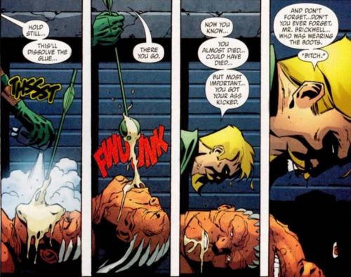 Green Arrow Brick Reto Pensadores VII Alejandro