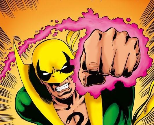 Marvel Saga. El Inmortal Puño de Hierro 1 puño