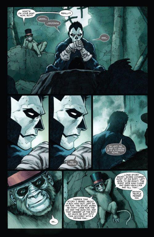 Shadowman de lujo 2