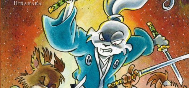 Usagi Yojimbo: Ladronas y espías.
