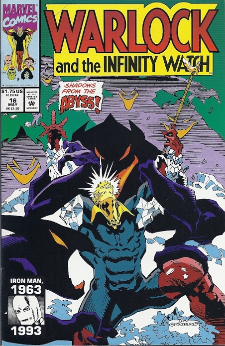 coleccion jim starlin 9 infinity watch 16