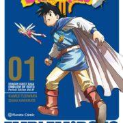 Dragon Quest: Emblem Of Roto nº 01, de Kamui Fujiwara.