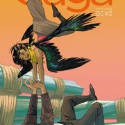 Saga 8 de Vaughan y Staples