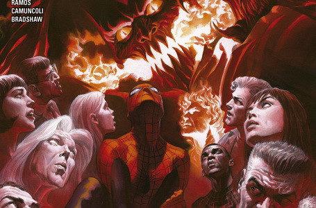 El Asombroso Spiderman nº144 – Hasta el último aliento