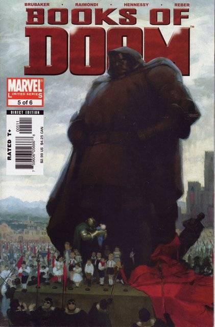 100% Marvel HC. Doctor Muerte Origen Rivera portada 2