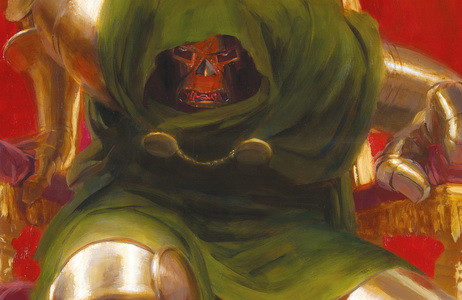 100% Marvel HC. Doctor Muerte: Origen