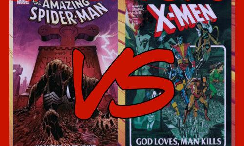 La última cacería de Kraven vs Dios ama, el hombre mata