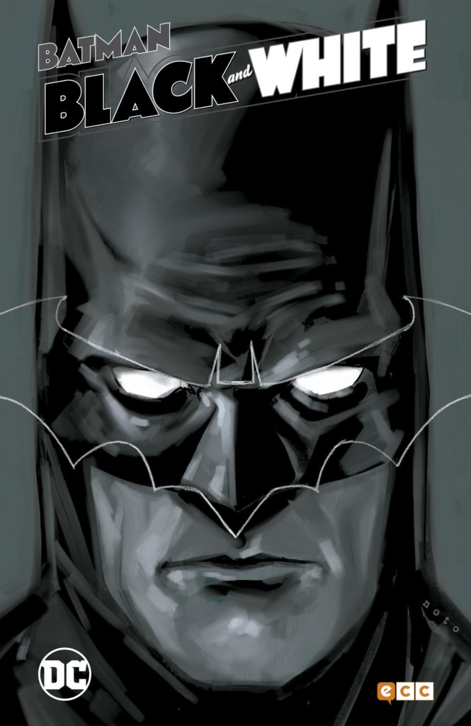 Batman Black and White 4