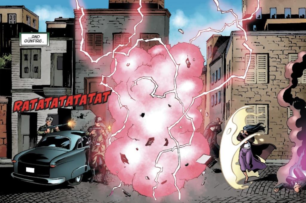 100% Marvel HC. Doctor Muerte Origen Raimondi mal