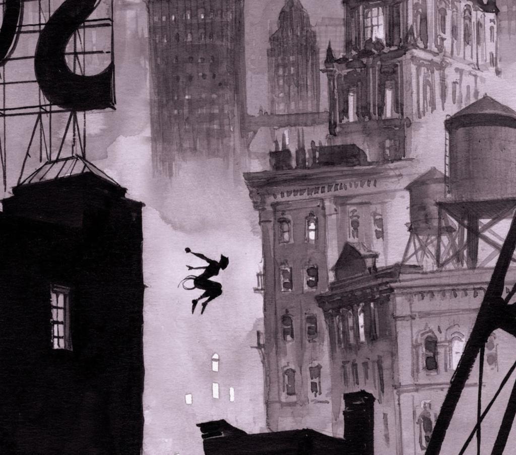 Batman: El príncipe oscuro 2 catwoman