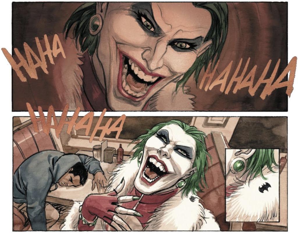 Batman: El príncipe oscuro 2 joker